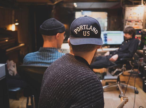 Portland music studio - world music