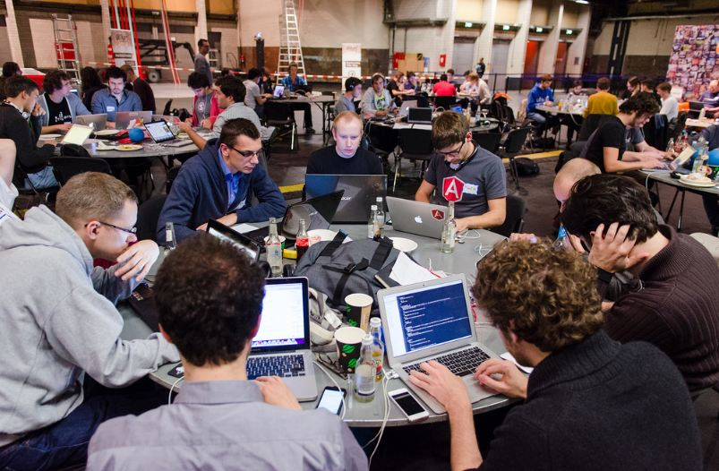 Unicorn startup - programmers