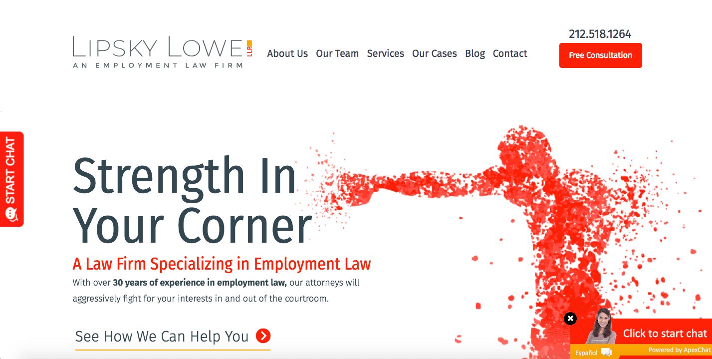 lipsky-lowe-best-lawyer-websites