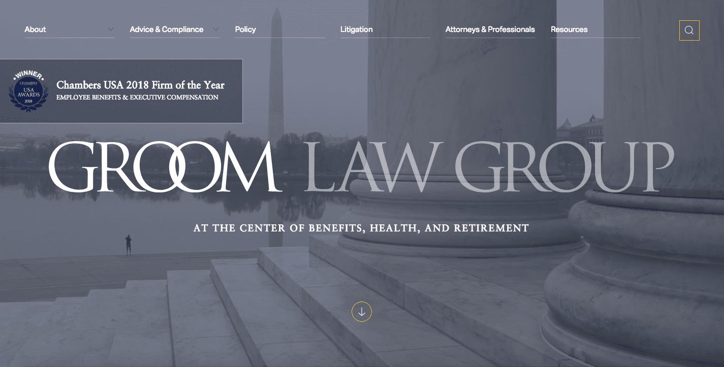 groom-law-group-best-web-design