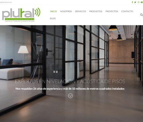 Portafolio de Diseño Web Profesional -
