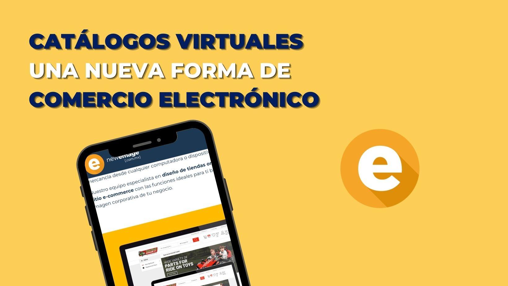 Catálogos virtuales una nueva forma de comercio electrónico