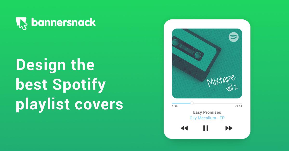 Criador De Capa De Playlist Do Spotify Gratis Crie As Melhores Capas De Playlists