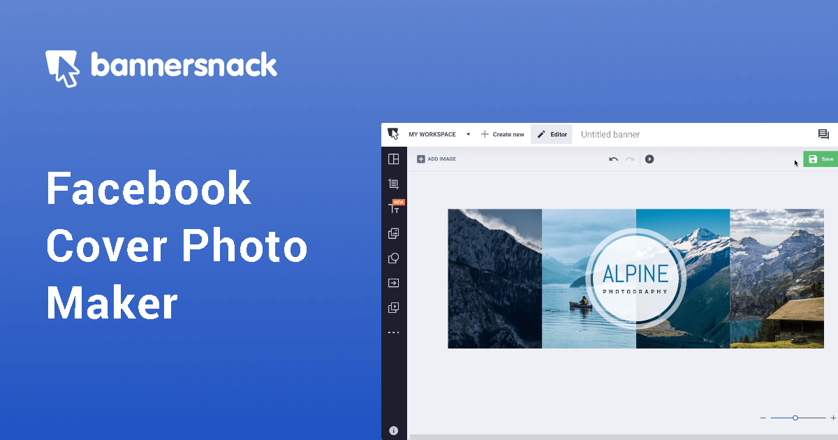 Free Facebook Cover Photo Maker - Create Facebook Covers Online