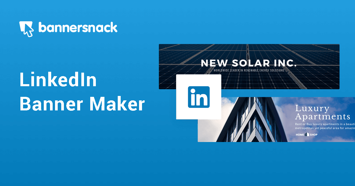 Free Linkedin Banner Maker Create Linkedin Headers Online
