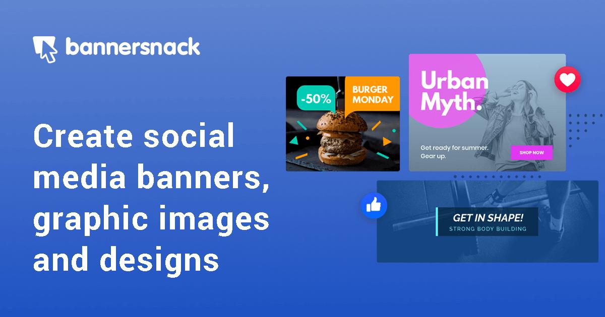 Free Social Media Banner Maker Design Graphics Online
