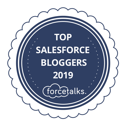 Top Salesforce Bloggers of The Year