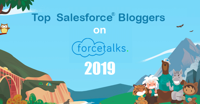 Top Salesforce Bloggers 2019