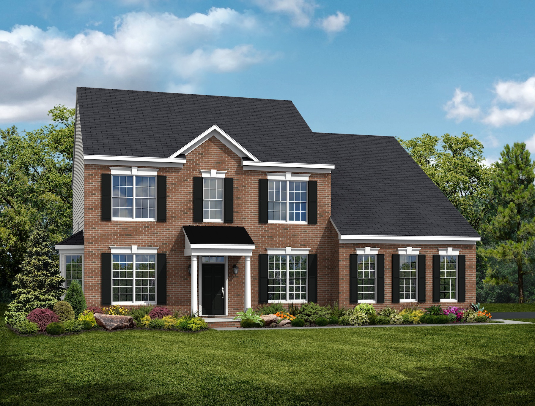 Single Family for Sale at Legacy Farms-The Cypress 452 Sullivan Road Westminster, Maryland 21157 United States