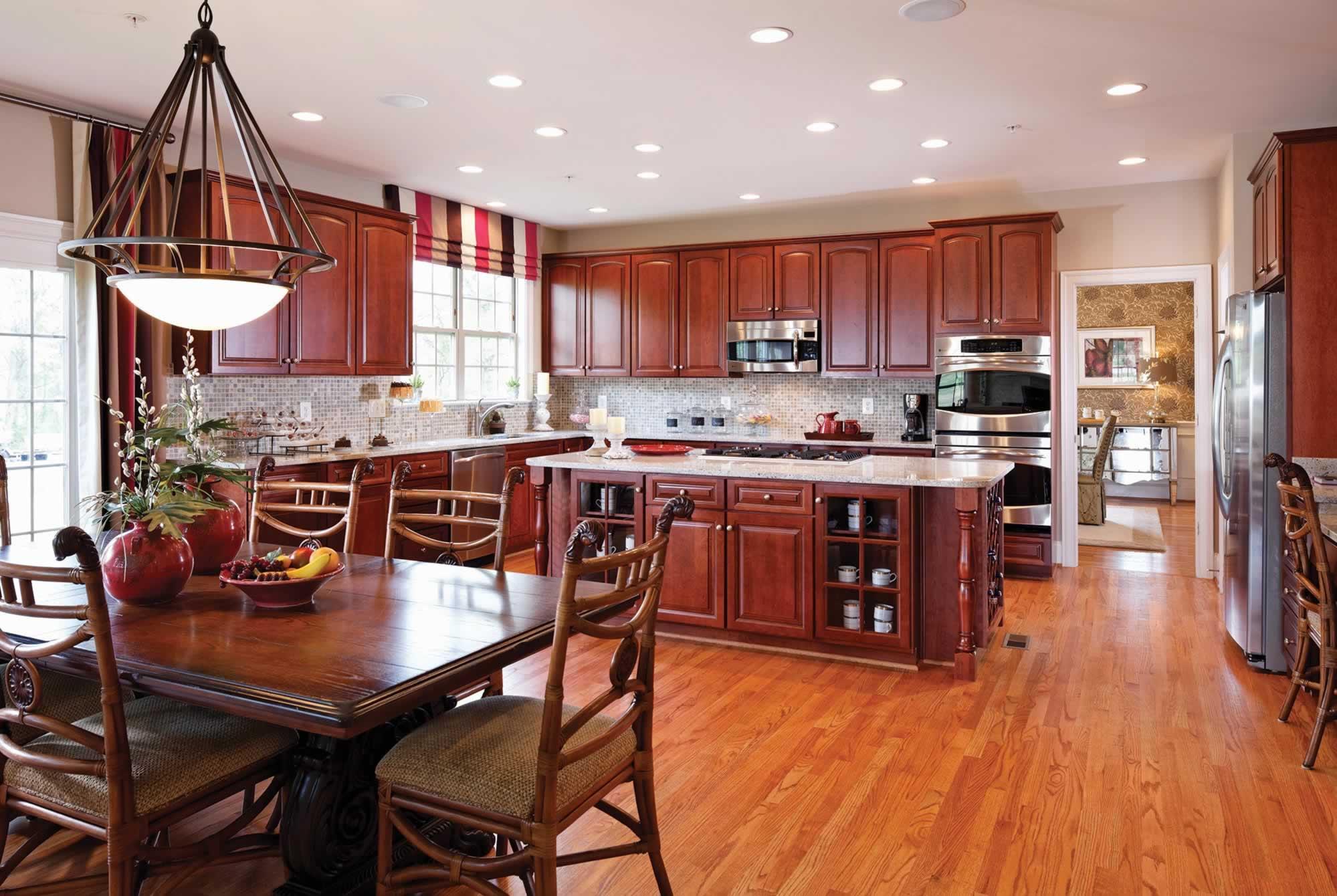 Additional photo for property listing at Clarksburg Village (Single Family Homes)-The Oakton 22001 Winding Woods Way Clarksburg, Maryland 20871 United States