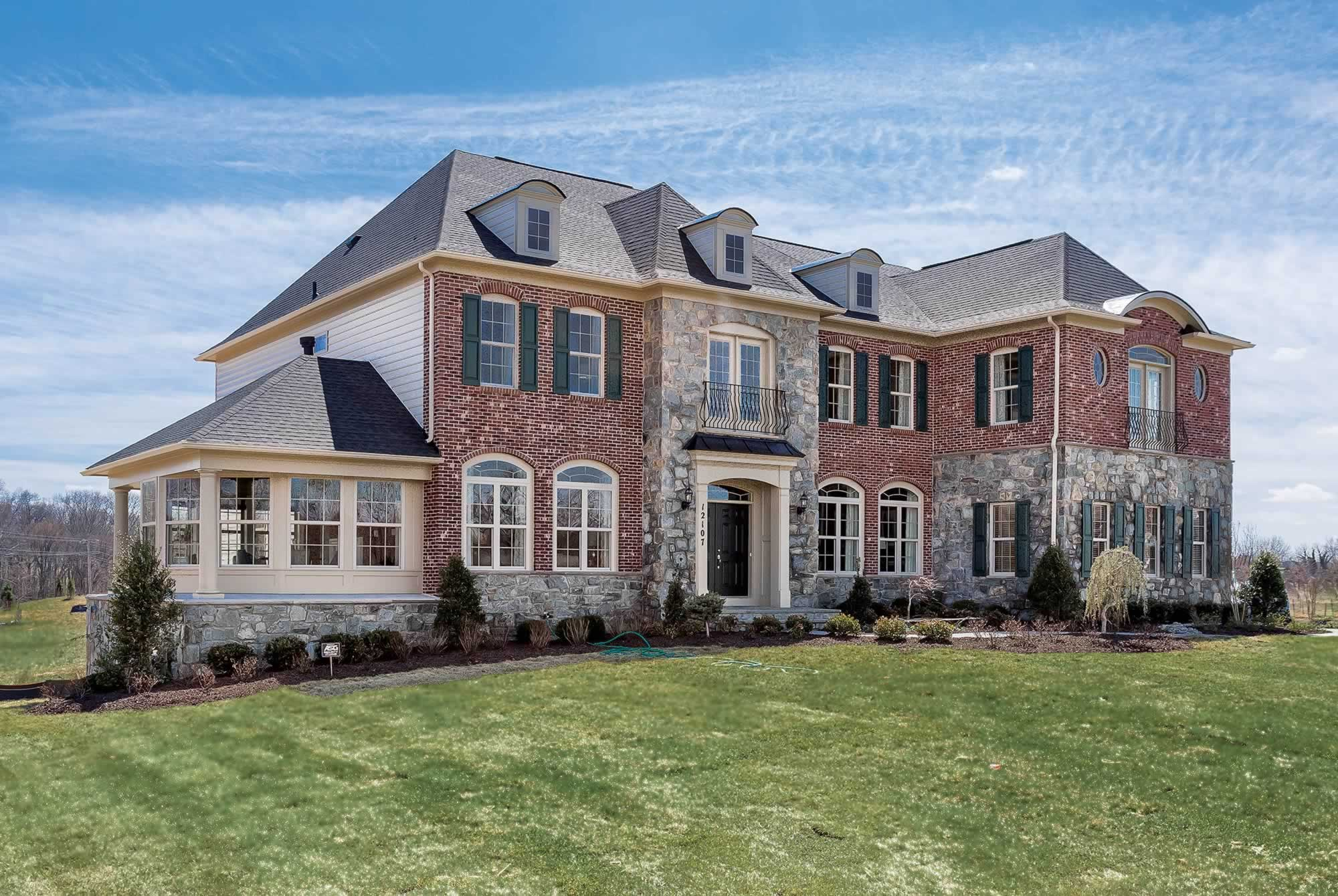 Single Family for Sale at Harmony Vista-The Oakmont 17348 Harmony Vista Drive Hamilton, Virginia 20158 United States