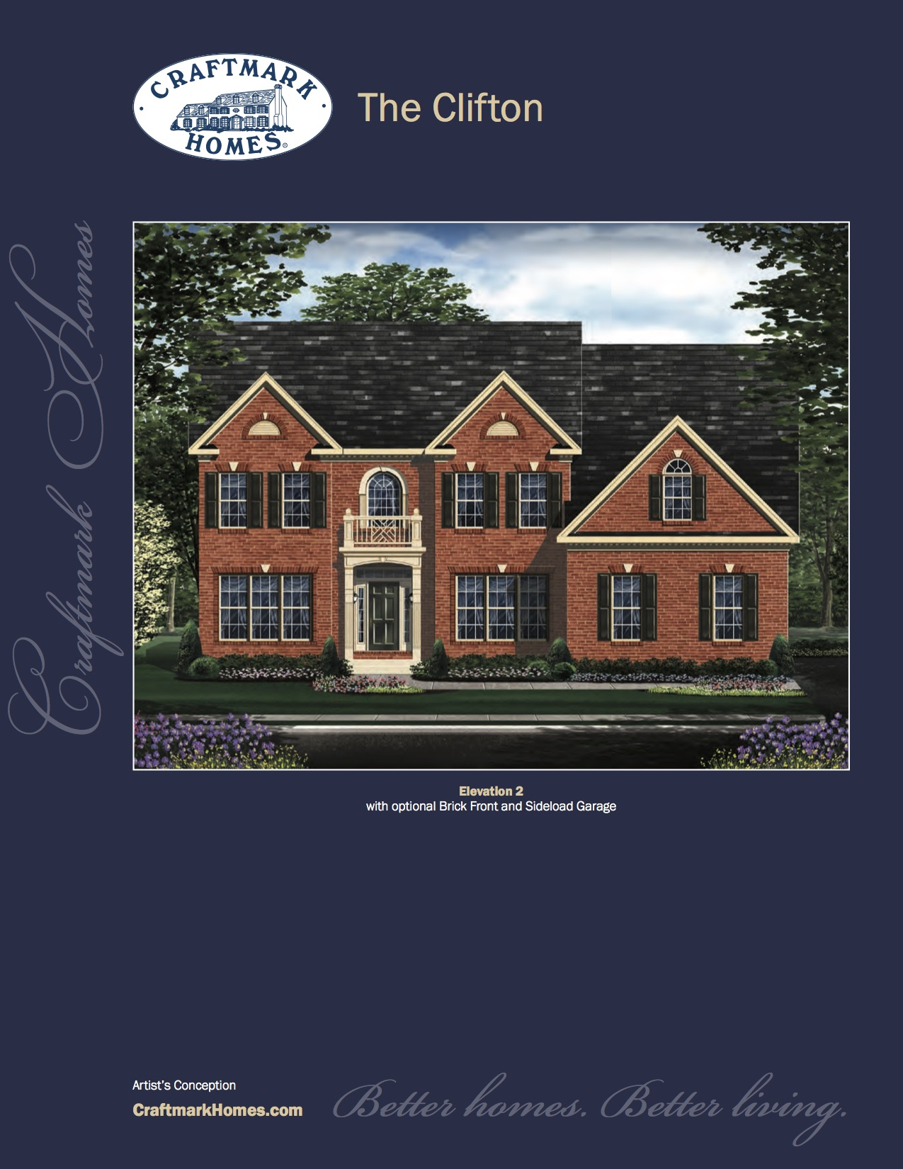Single Family for Sale at Harmony Vista-The Clifton 17348 Harmony Vista Drive Hamilton, Virginia 20158 United States
