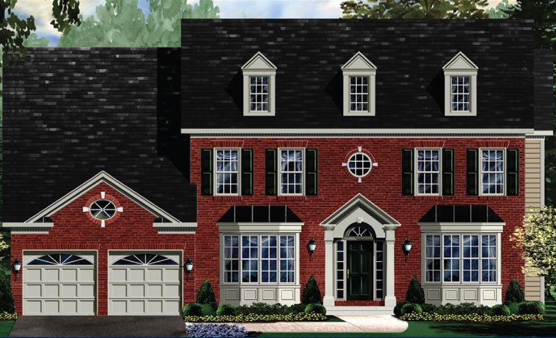 Additional photo for property listing at The Reserve At Black Rock-The Edgemoor Alt. Selling From Clarksburg Village: 11903 Country Squire W Clarksburg, Maryland 20871 United States