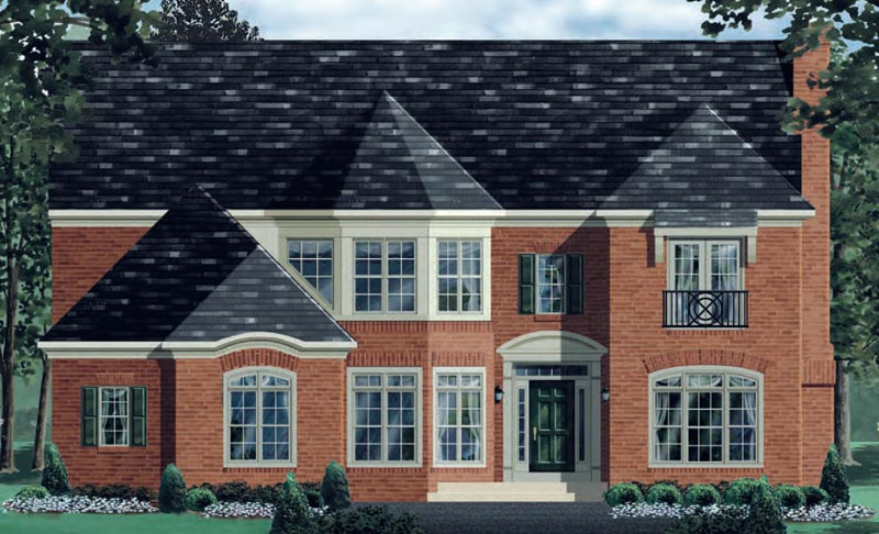 Single Family for Sale at Fairview Manor-The Westchester 14201 Derby Ridge Road Bowie, Maryland 20721 United States