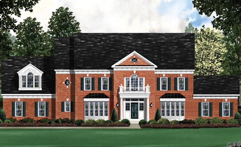 Additional photo for property listing at The Reserve At Black Rock-The Kenwood Selling From Clarksburg Village: 11903 Country Squire W Clarksburg, Maryland 20871 United States