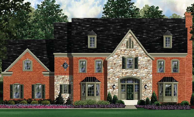 Additional photo for property listing at Harmony Vista-The Kenwood 20376 Stone Fox Court Leesburg, Virginia 20175 United States