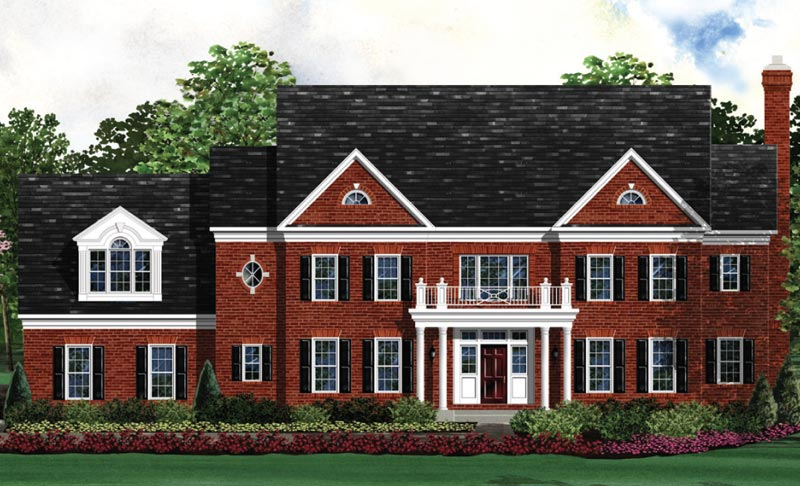 Additional photo for property listing at The Reserve At Black Rock-The Kenwood Ii Selling From Clarksburg Village: 11903 Country Squire W Clarksburg, Maryland 20871 United States