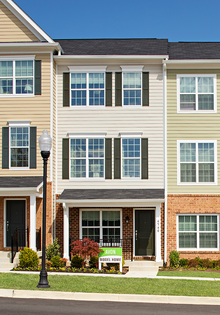 Single Family for Sale at Uplands-The Avon 4535 Scarlet Oak Lane Baltimore, Maryland 21229 United States