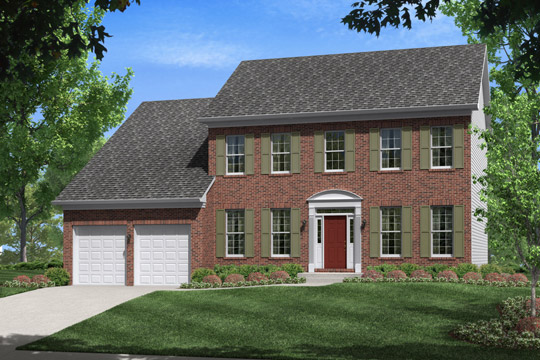 Single Family for Sale at The Preserve At Rock Creek-The Sinclair 5813 Coppelia Drive Rockville, Maryland 20855 United States