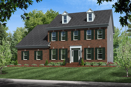 Single Family for Sale at The Preserve At Rock Creek-The Newbury 5813 Coppelia Drive Rockville, Maryland 20855 United States