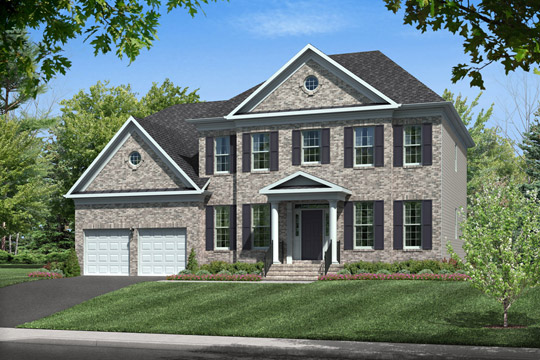 Additional photo for property listing at Poplar Run-The Newbury 13204 Moonlight Trail Dr. Silver Spring, Maryland 20906 United States