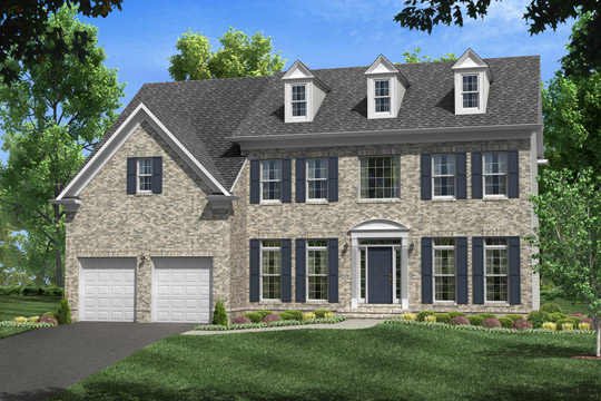 Single Family for Sale at The Preserve At Rock Creek-The Garrett 5813 Coppelia Drive Rockville, Maryland 20855 United States