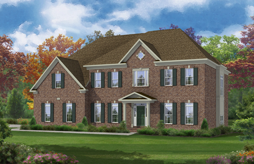 Single Family for Sale at The Reserve At Waples Mill-The Randall Ii At Waples Mills 11620 Verna Drive Oakton, Virginia 22124 United States
