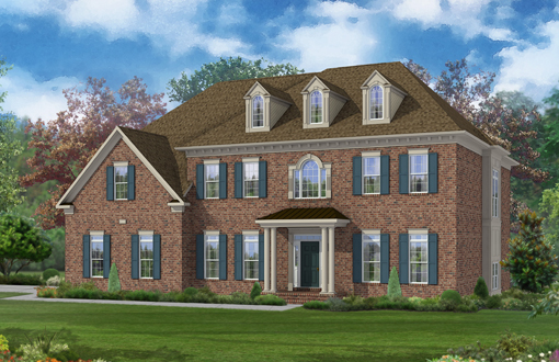 Additional photo for property listing at The Reserve At Waples Mill-The Randall Ii At Waples Mills 11620 Verna Drive Oakton, Virginia 22124 United States