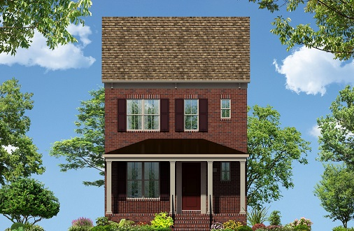 Single Family for Sale at Everson Homes At Cabin Branch-The Denver 22415 Clarksburg Road Boyds, 20841 United States