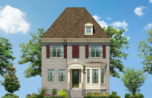 Single Family for Sale at Winchester Homes At Cabin Branch-The Manhattan 22415 Clarksburg Road Boyds, 20841 United States