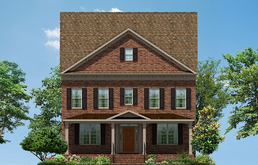 Single Family for Sale at Winchester Homes At Cabin Branch-The Bethesda 22415 Clarksburg Road Boyds, Maryland 20841 United States