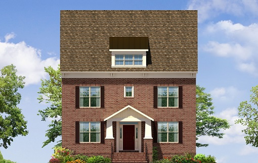 Additional photo for property listing at Winchester Homes At Cabin Branch-The Bethesda 22415 Clarksburg Road Boyds, Maryland 20841 United States