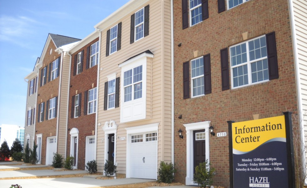 Single Family for Sale at Townhomes At Lakeside-The Winstead 4738 Wensel Road Fredericksburg, Virginia 22408 United States