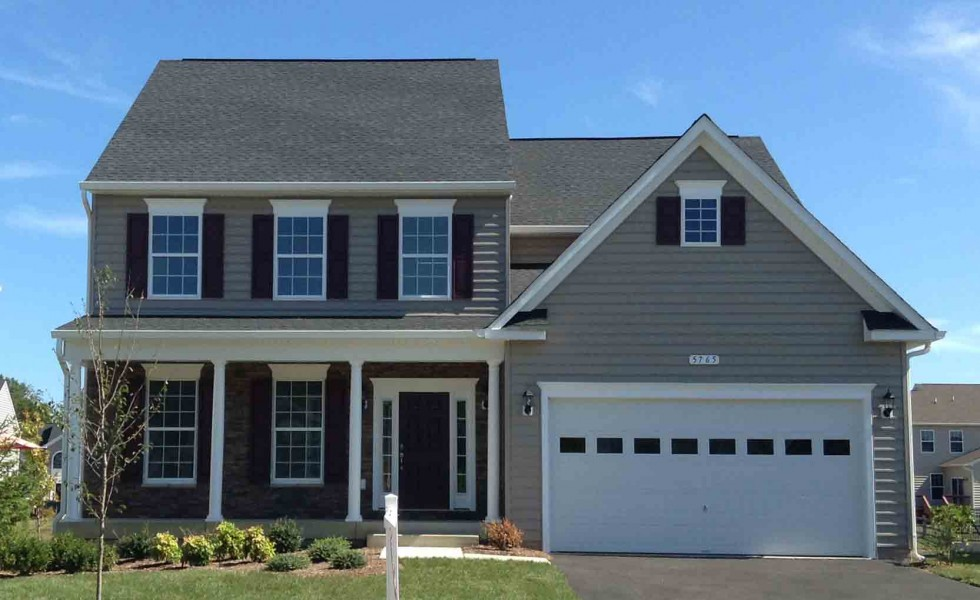 Single Family for Sale at Hopyard Farm-Madison 5320 Weems Drive King George, 22485 United States