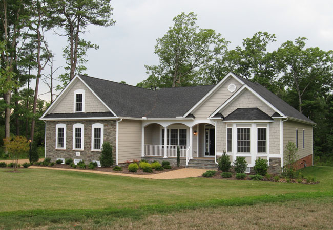 Single Family for Sale at The Highlands-Blake IV 8400 Highlands Glen Drive Chesterfield, Virginia 23832 United States