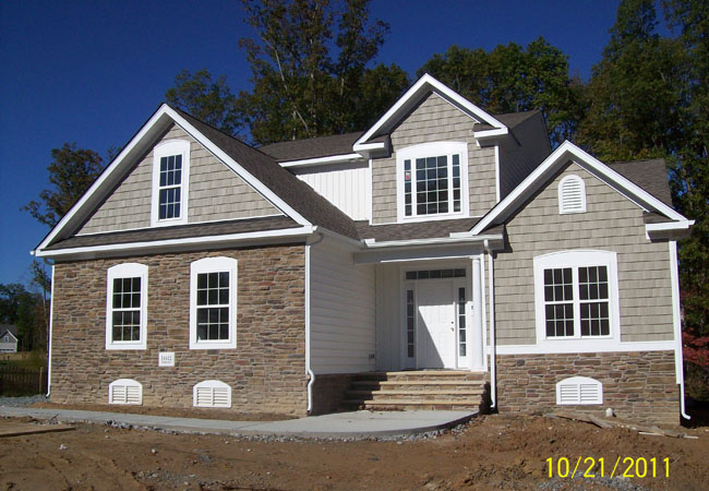 Single Family for Sale at Elm Crest-Kipling Leonards Run Dr Chesterfield, Virginia 23236 United States