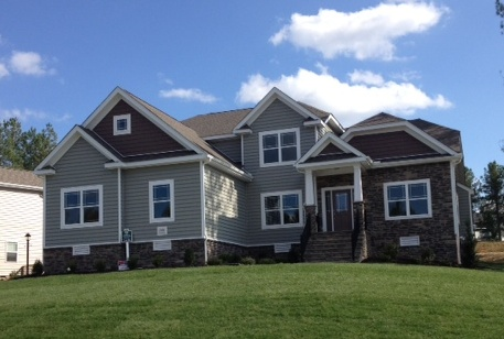 Single Family for Sale at Elm Crest-Dryden Leonards Run Dr Chesterfield, Virginia 23236 United States