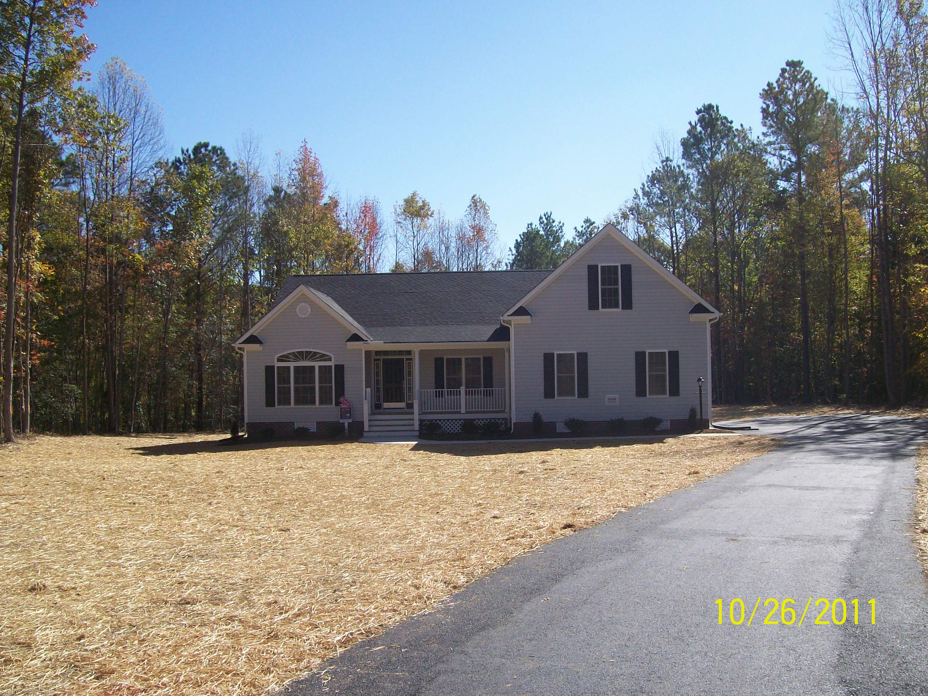 Additional photo for property listing at Brickshire-Raleigh 11000 Kentland Trail Providence Forge, Virginia 23140 United States