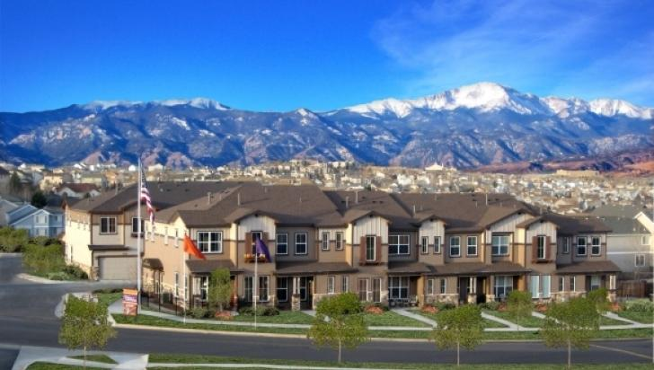 The Vistas at NorWood - Homes in Colorado Springs