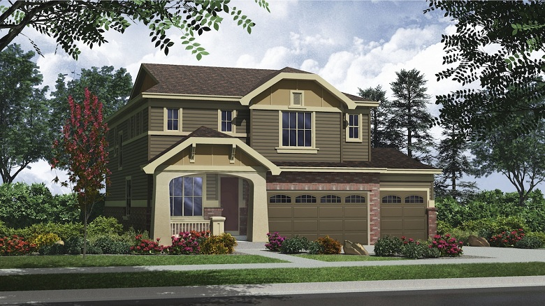 The Reserve at Wheatlands - Homes in Aurora