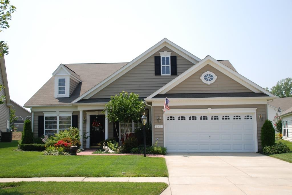 Single Family for Sale at Sloop Cove-The Beethoven 7942 Schooner Cove Rd. Glen Burnie, 21060 United States