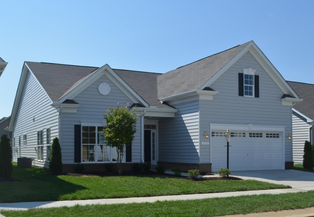 Single Family for Sale at Sloop Cove-The Stravinsky 7942 Schooner Cove Rd. Glen Burnie, 21060 United States