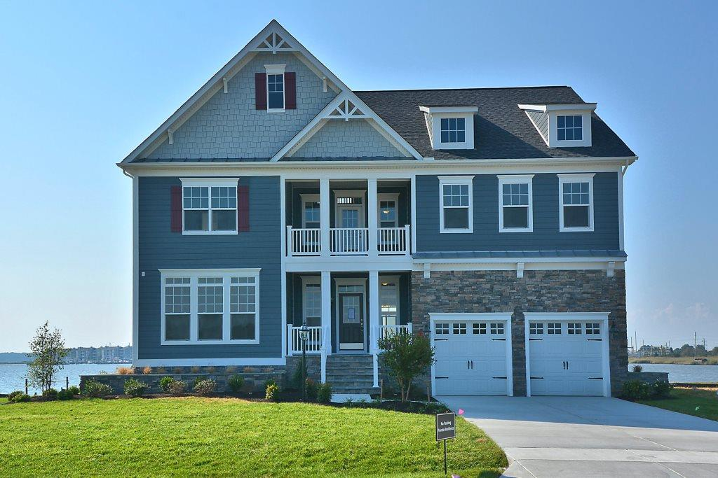 Single Family for Sale at Osprey Pointe-The Osprey 118 Sea Eagle Drive Grasonville, 21638 United States