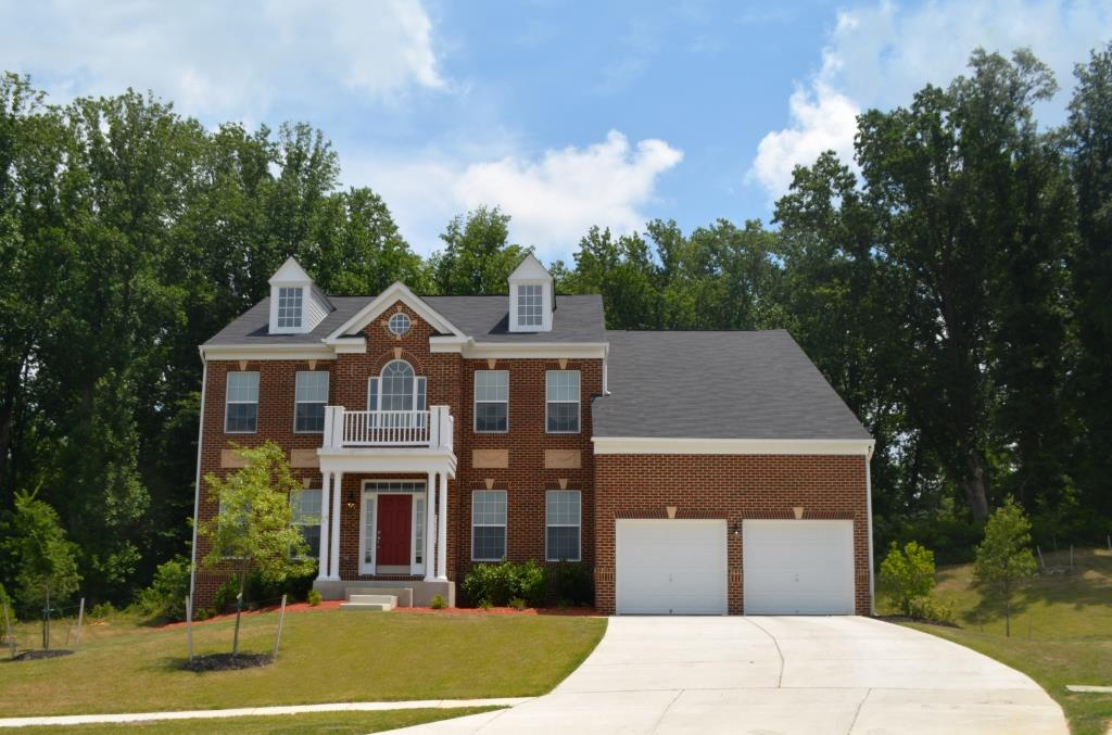 Single Family for Sale at Washington Overlook-The Princeton 2504 Washington Overlook Drive Fort Washington, 20744 United States