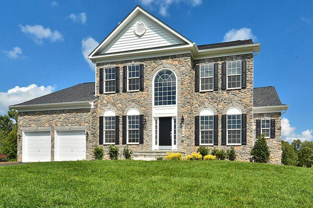 Single Family for Sale at Windsong-The Lexington 11009 Tulip Lane Upper Marlboro, 20772 United States
