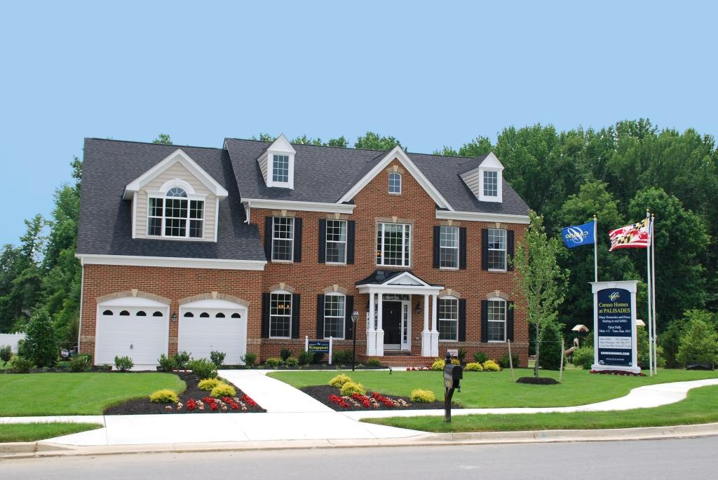 Single Family for Sale at Waterford Cove-The Kingsport 13300 L'Enfant Drive Fort Washington, Maryland 20744 United States