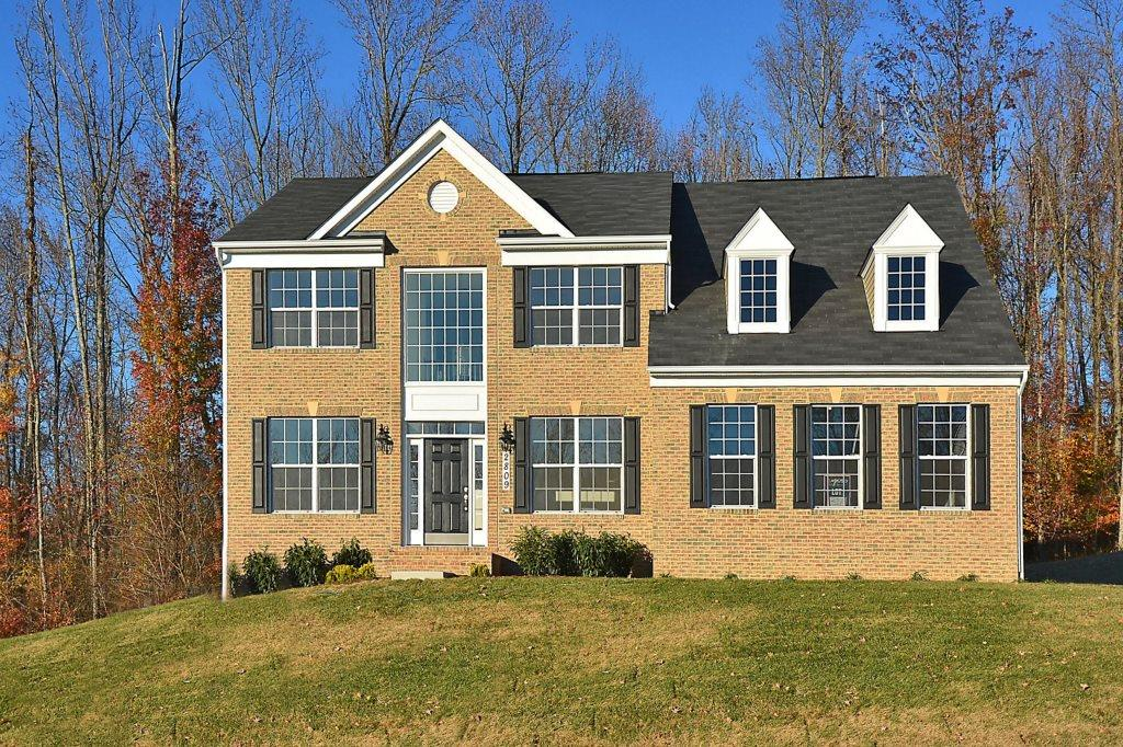 Single Family for Sale at Monroe Landing-The Oxford 7821 Keenan Road Glen Burnie, Maryland 21061 United States