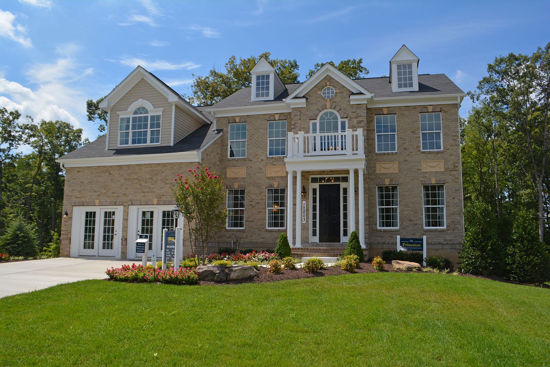 Single Family for Sale at Fort Washington Acres-The Princeton 11501 Neon Road Fort Washington, 20744 United States