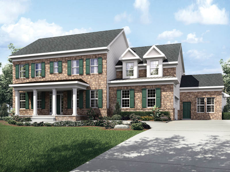 Single Family for Sale at The Reserve At Brightwell Crossing-The Kenwood 17919 Elgin Road Poolesville, 20837 United States
