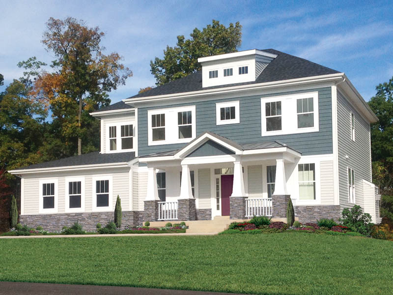 Additional photo for property listing at The Reserve At Brightwell Crossing-The Kenwood 17919 Elgin Road Poolesville, Maryland 20837 United States
